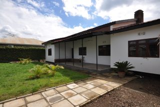 Front View of the Three Bedroom Furnished House in Usa River Town by Tanganyika Estate Agents