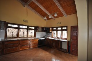 Kitchen of the Three Bedroom Furnished House in Usa River Town by Tanganyika Estate Agents