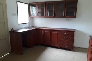 Kitchen of the Three Bedroom House Rental on Themi Hill, Arusha by Tanganyika Estate Agents