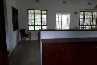 Kitchen & Dining Room of the Three Bedroom House Rental on Themi Hill, Arusha by Tanganyika Estate Agents