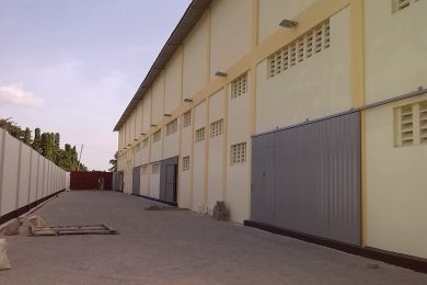 Mbagala – Warehouses