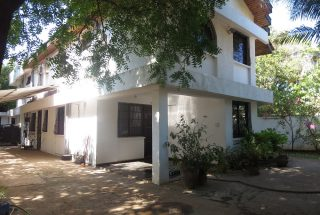 The Four Bedroom House in Masaki, Dar es Salaam by Tanganyika Estate Agents