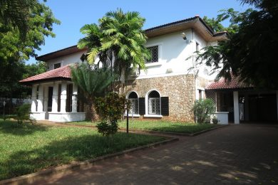 Four Bedroom Home in Masaki, Dar es Salaam