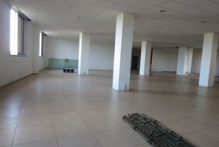 Floor Space of the Offices on Bagamoyo Road, Dar es Salaam by Tanganyika Estate Agents