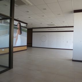 Front of the Floor Space of the Offices on Bagamoyo Road, Dar es Salaam by Tanganyika Estate Agents