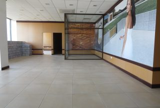 Back of the Floor Space of the Offices on Bagamoyo Road, Dar es Salaam by Tanganyika Estate Agents