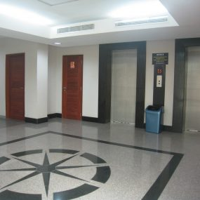 Lobby & Elevators Offices for Rent in Dar es Salaam's CBD by Tanganyika Estate Agents