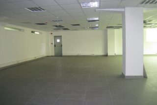 Floor space of the Offices for Rent in Dar es Salaam's CBD by Tanganyika Estate Agents