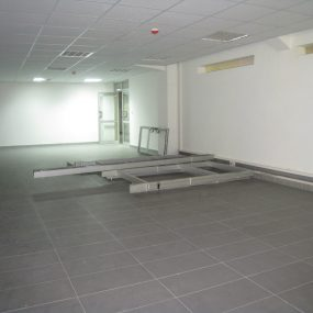 The Floor space of the Offices for Rent in Dar es Salaam's CBD by Tanganyika Estate Agents