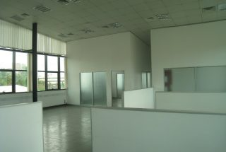 Partitioned Floor space of the Offices for Rent in Dar es Salaam's CBD by Tanganyika Estate Agents