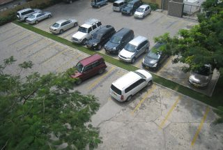 Parking Space for the Floor space of the Offices for Rent in Dar es Salaam's CBD by Tanganyika Estate Agents