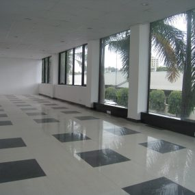 Corridor of the Offices in Selander Bridge Dar es Salaam by Tanganyika Estate Agents
