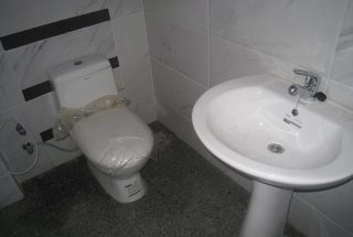 Bathroom of the Offices For Rent Regent Estate Dar es Salaam by Tanganyika Estate Agents
