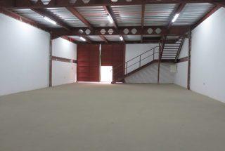 Floor of one of the Warehouses in Kurasini, Dar es Salaam by Tanganyika Estate Agents