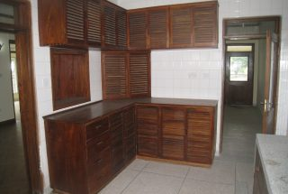 Kitchen of the 4 Bedroom Property for Rent in Themi Hill by Tanganyika Estate Agents