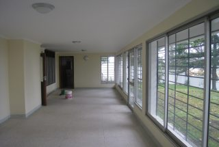 Veranda of the 4 Bedroom Property for Rent in Themi Hill by Tanganyika Estate Agents
