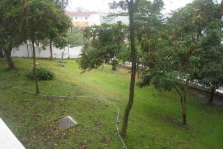 The Lawn of the 4 Bedroom Property for Rent in Themi Hill by Tanganyika Estate Agents