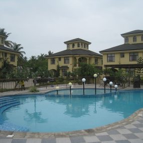 Swimming Pool for the 4 Bedroom Furnished Apartments Ada Estate, Dar es Salaam by Tanganyika Estate Agents