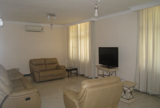 Living Room of the 4 Bedroom Furnished Apartments Ada Estate, Dar Es Salaam by Tanganyika Estate Agents
