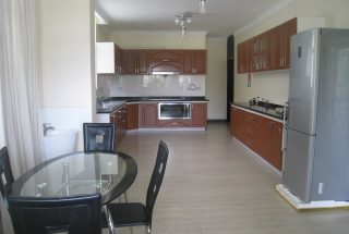 Kitchen of the of the 4 Bedroom Furnished Apartments Ada Estate, Dar Es Salaam by Tanganyika Estate Agents