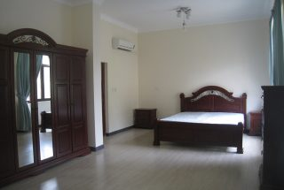 A Bedroom of the 4 Bedroom Furnished Apartments Ada Estate, Dar Es Salaam by Tanganyika Estate Agents