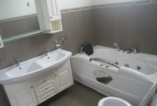 Bathroom of the of the 4 Bedroom Furnished Apartments Ada Estate, Dar Es Salaam by Tanganyika Estate Agents