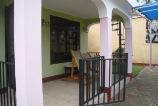 The Three Bedroom House for Rent on Kimondolo Hill, Arusha by Tanganyika Estate Agents