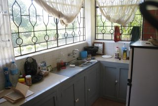 The Kitchen of the 3 Bedroom Property for Rent Corridor, Arusha by Tanganyika Estate Agents