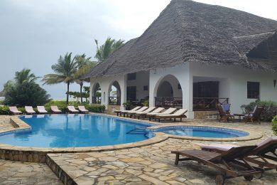 Pwani Mchangani – Boutique Hotel