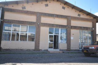 The Front of the Office Space in Unga Limited Area, Arusha by Tanganyika Estate Agents