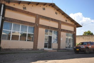 Front of the Office Space in Unga Limited Area, Arusha by Tanganyika Estate Agents
