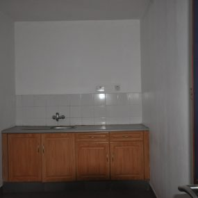 The Kitchenette of the Office Space in Unga Limited Area, Arusha by Tanganyika Estate Agents