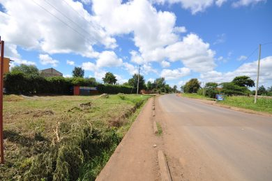 Njiro Container – Plot on the main road