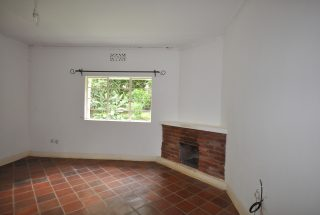 Living Room with fireplace of the Four Bedroom House for Rent in Usa River, Arusha by Tanganyika Estate Agents