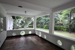 Veranda in the Four Bedroom House for Rent in Usa River, Arusha by Tanganyika Estate Agents