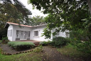 Back View of the Four Bedroom House for Rent in Usa River, Arusha by Tanganyika Estate Agents