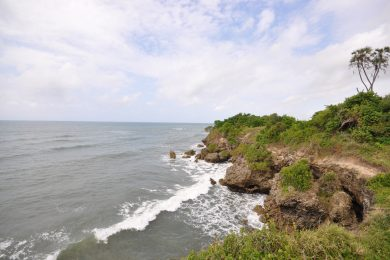 Kikokwe – 250 metres facing the ocean!