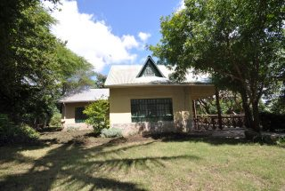Side View of the Two Bedroom Cottage for Sale Usa River, Arusha by Tanganyika Estate Agents