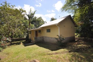 Back of the 2 Bedroom Cottage for Sale Usa River, Arusha by Tanganyika Estate Agents