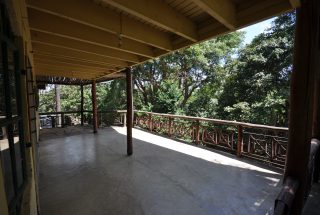 The Veranda of the 2 Bedroom Cottage for Sale Usa River, Arusha by Tanganyika Estate Agents