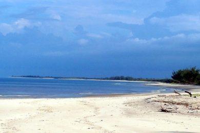 Indian Ocean – Bordering Saadani!