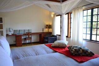A double bed room of the Four Bedroom House for Sale in Kili Golf, Arusha by Tanganyika Estate Agents