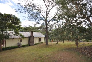 Back of the Second House of the Park 5 Bedroom Property for Sale Near Arusha National Park by Tanganyika Estate Agents