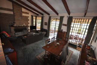 Dining & Living Room of the Park 5 Bedroom Property for Sale Near Arusha National Park by Tanganyika Estate Agents