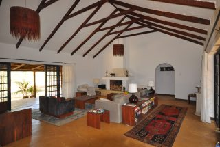 Living Room of the Four Bedroom House for Sale in Kili Golf, Arusha by Tanganyika Estate Agents