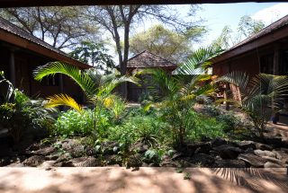Garden of the Four Bedroom House for Sale in Kili Golf, Arusha by Tanganyika Estate Agents
