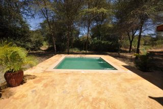Swimming Pool of the Four Bedroom House for Sale in Kili Golf, Arusha by Tanganyika Estate Agents
