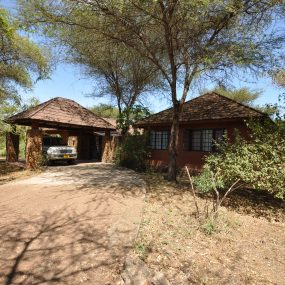 Car Port of the Four Bedroom House for Sale in Kili Golf, Arusha by Tanganyika Estate Agents