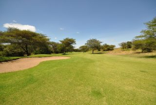 Golf Course of the Four Bedroom House for Sale in Kili Golf, Arusha by Tanganyika Estate Agents