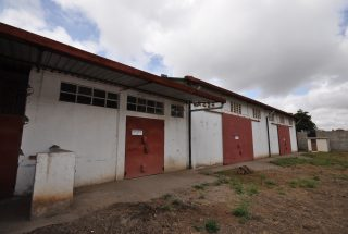 The Doors to the Warehouse for Rent in Nane Nane, Arusha by Tanganyika Estate Agents